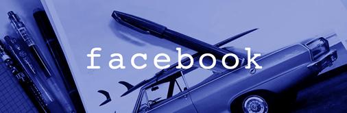 Blue FB page