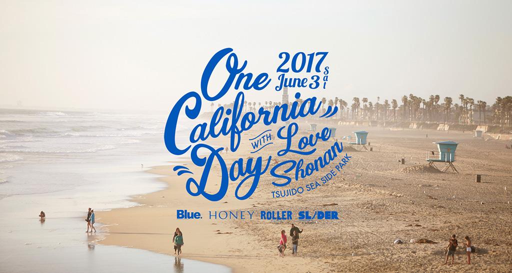 onecaliforniaday